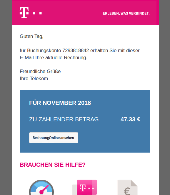 Emotet-Telekom